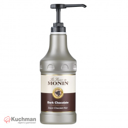 MONIN DARK CHOCOLATE - sos czarna czekolada 1,89ltr
