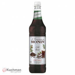 MONIN COLD BREW - koncentrat cold brew 1 ltr