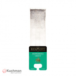 Herbata Richmont Peppermint Green 50szt.
