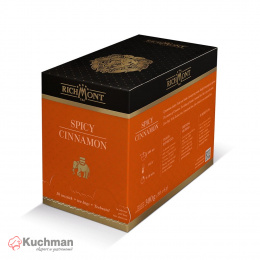 Herbata Richmont Spicy Cinnamon 50szt.