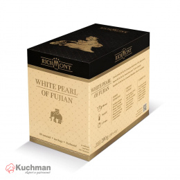 Herbata Richmont White Pearl of Fujian 50szt.