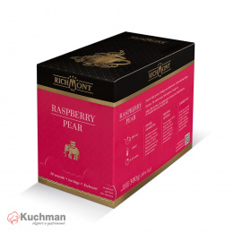 Herbata Richmont Raspberry Pear 50szt.