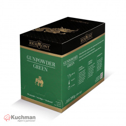 Herbata Richmont Gunpowder Green 50szt.